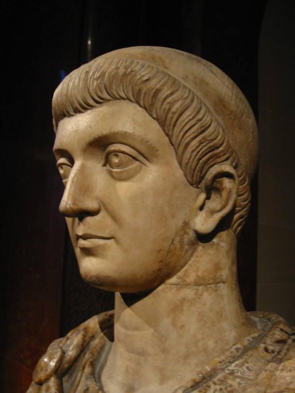 Constantine (Constantinus, Flavius Valerius Aurelius)